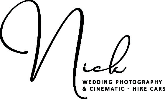 Nick Wedding Photography and Video - Hire Cars